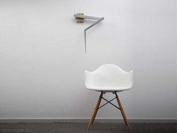 """Часы """"Continue Time"""" от Sander Mulder. Изображение № 5."""