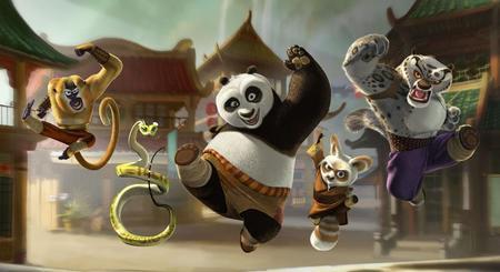 Kung FuPanda. Изображение № 1.