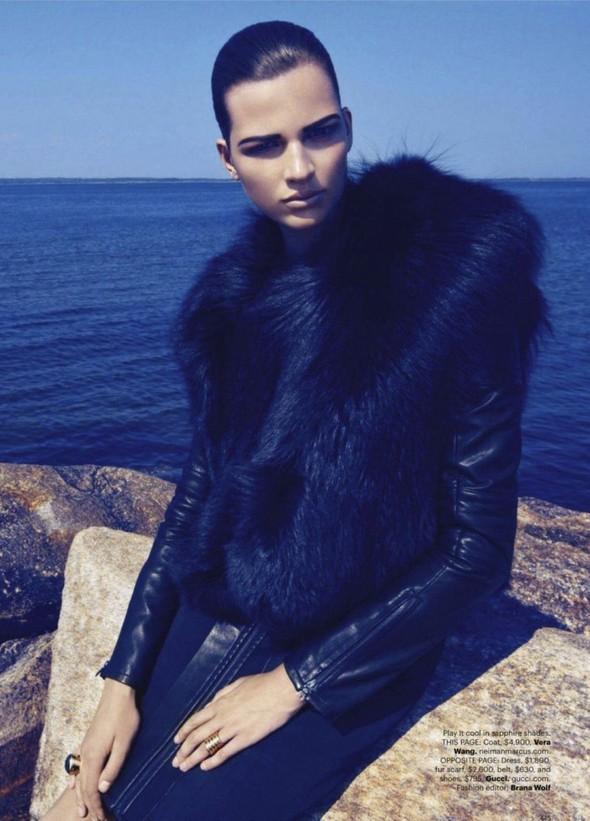 Съёмка: Бетте Франке для Harper's Bazaar. Изображение № 2.