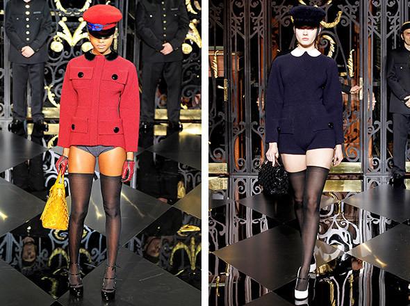 Louis Vuitton FW 2011. Изображение № 45.