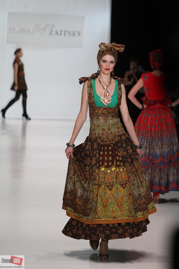 Mercedes-Benz Fashion Week Russia 2012. Изображение № 4.