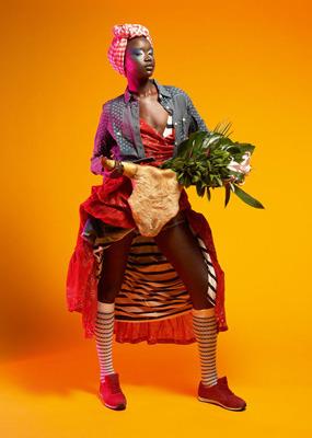 Капитан Африка: Этника и портреты Намсы Леубы. Изображение № 3.