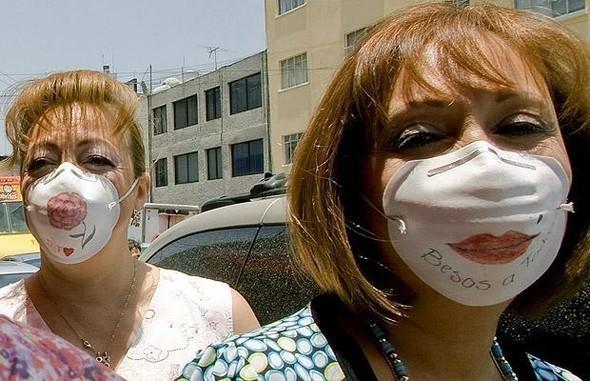 Мексиканцы прошлись юмором по«свиному гриппу». Изображение № 14.