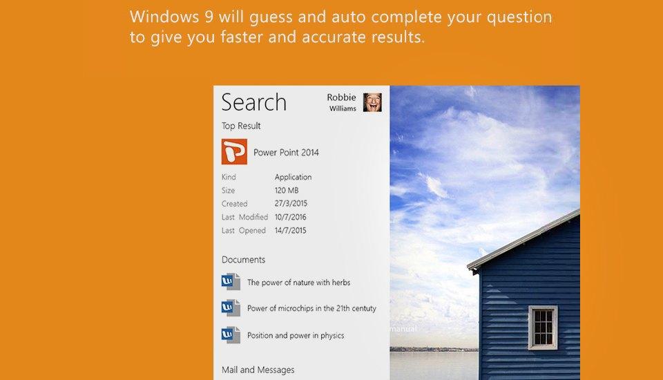 11 концептов Windows 9, которые лучше Windows 10. Изображение № 7.