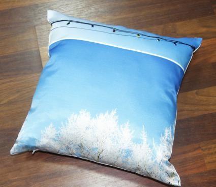 Новая коллекция дизайнерских подушек с фотографиями. Изображение № 10.