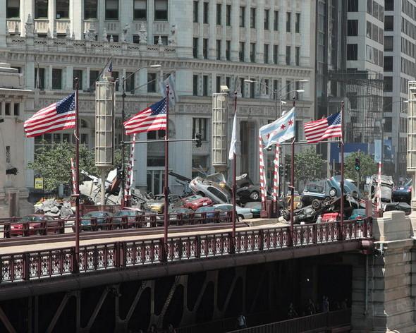 Съемки Трансформеров 3 в Чикаго. Изображение № 5.