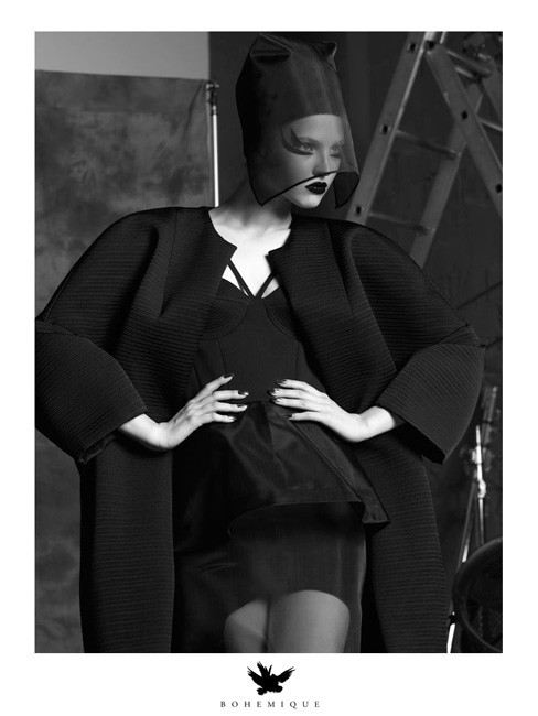 Рекламная кампания Bohemique FW 2012. Изображение № 4.