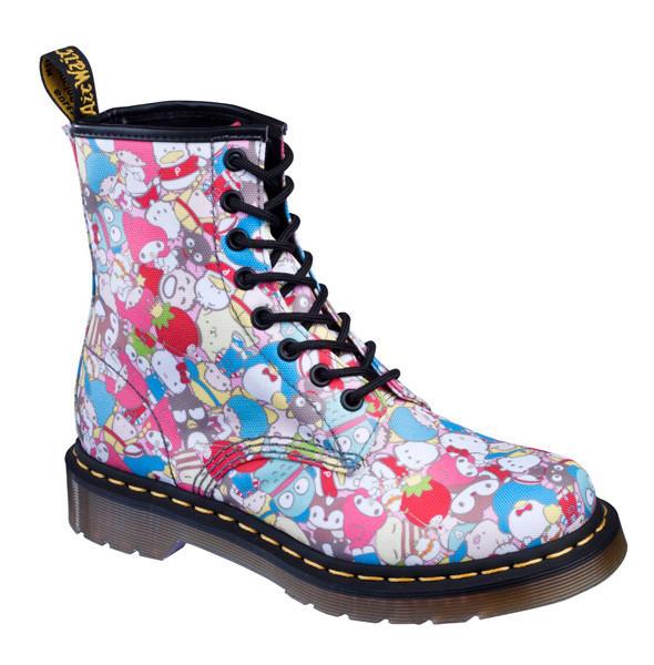 Sanrio сделали коллекцию обуви для Dr. Martens. Изображение № 2.