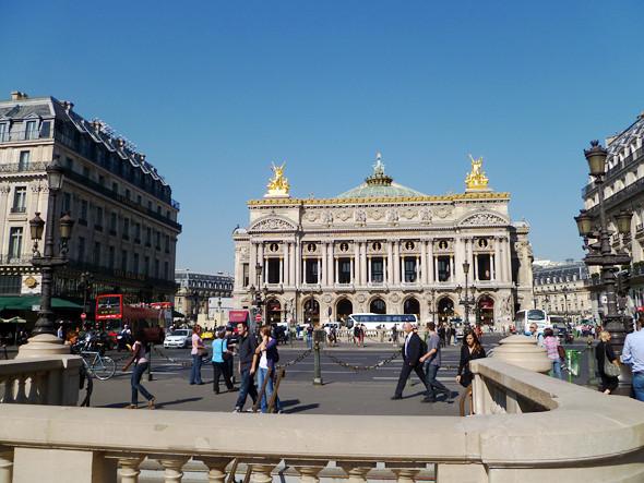 Дневник модели: Первые дни в Париже. Изображение № 11.
