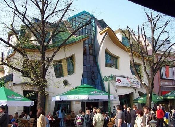 Оригинальная архитектура. Необычные здания. Изображение № 10.
