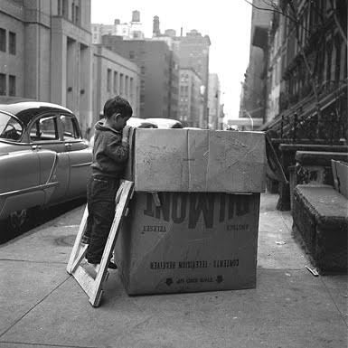 Жизнь в забвении: Фотографы, которые прославились после смерти. Изображение № 188.