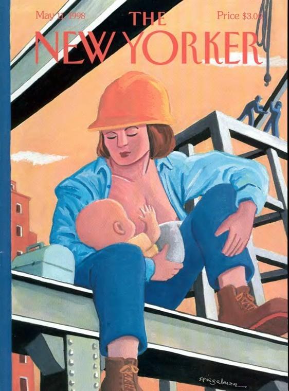 Обложки TheNew Yorker. Изображение № 74.
