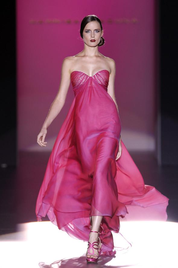 Madrid Fashion Week SS 2012: Hannibal Laguna. Изображение № 20.