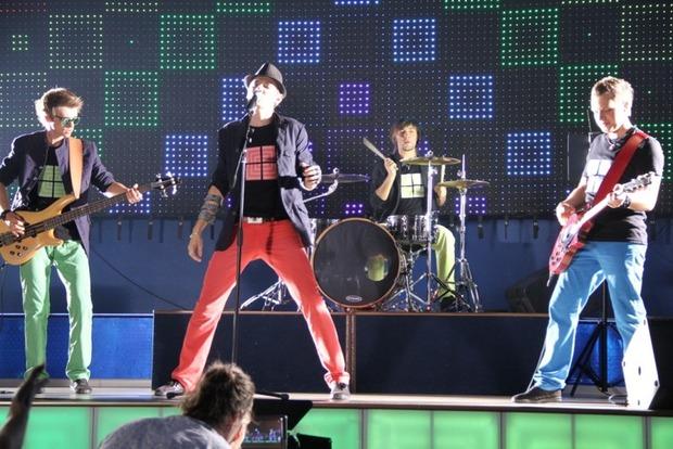 Группа «Камни» сняли свой первый клип-боевик.. Изображение № 1.