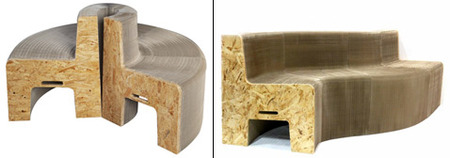 Flexible Love Chair. Изображение № 3.