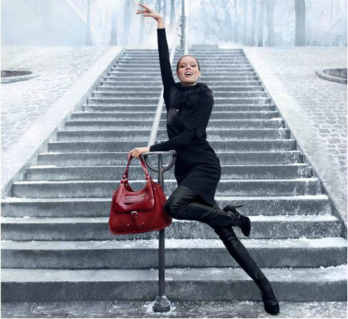 Новые кампании: Diane von Furstenberg, Massimo Dutti, Topshop и другие. Изображение № 11.