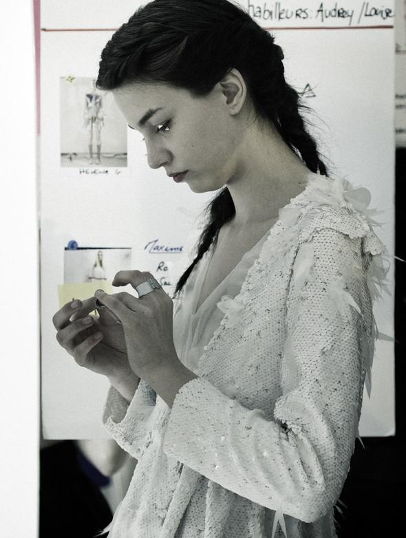 Фестиваль Hyeres: Дневник с бэкстейджа самого смелого конкурса в фэшн-дизайне. Изображение № 47.