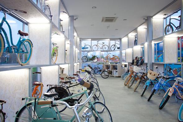 Electra Bike Hub. Изображение № 18.