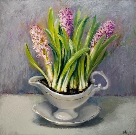 Весна в IZO Art Gallery. Изображение № 2.
