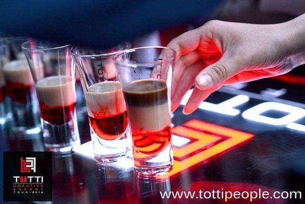 Коктейльные вечеринки в стиле TOTTI Caffe – ломай стереотипы!!!. Изображение № 11.