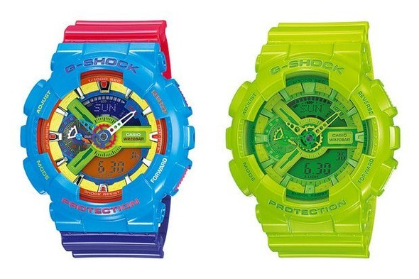 G-Shock & Мартовская коллекция от Casio. Изображение № 2.