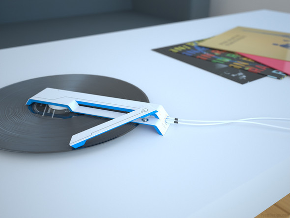 Пластинки через USB. Изображение № 1.