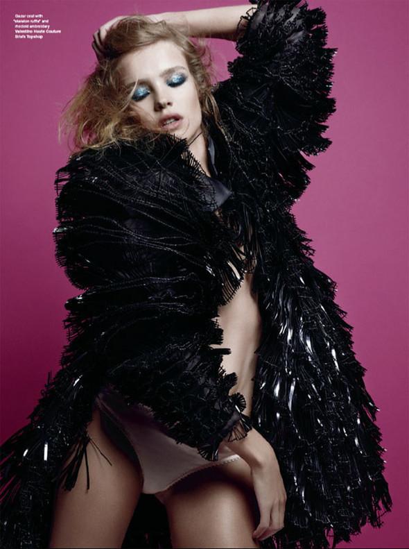 """Журнал: Vmagazine # 62, ноябрь 2009 """"Rock Couture"""". Изображение № 2."""