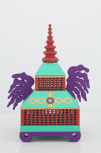 В Цюрихе представлены избранные работы Танаами. Изображение № 4.