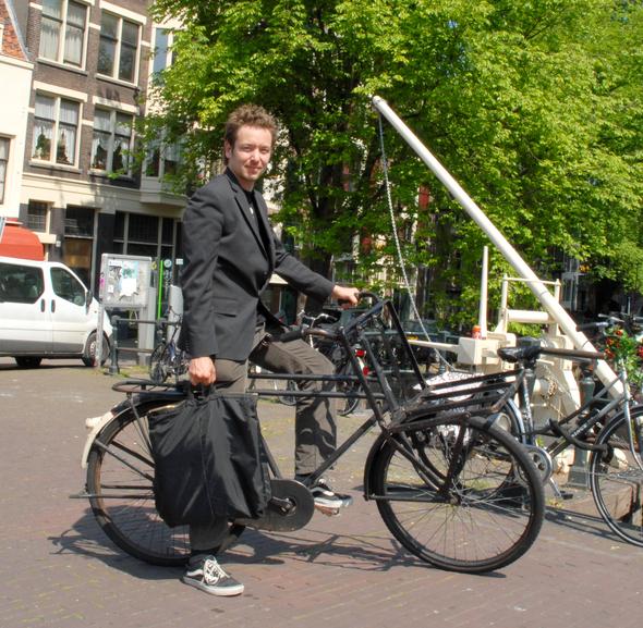Голландцы иих велосипеды. Изображение № 2.