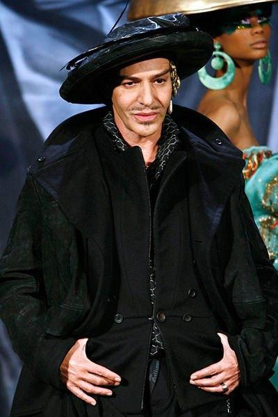 Джон Гальяно, фэшн-дизайнер. Изображение № 4.