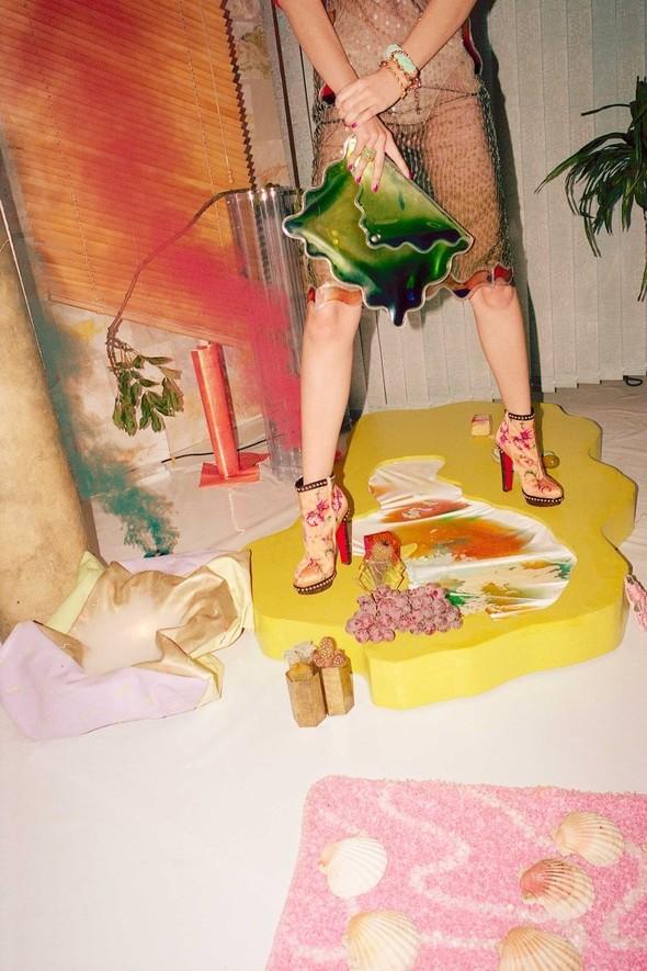 Съёмка: Люма Гроте для i-D online. Изображение № 3.