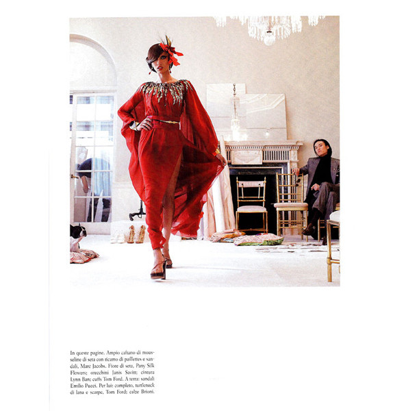 Изображение 44. Съемки: Harper's Bazaar, Metal, V и Vogue.. Изображение № 38.