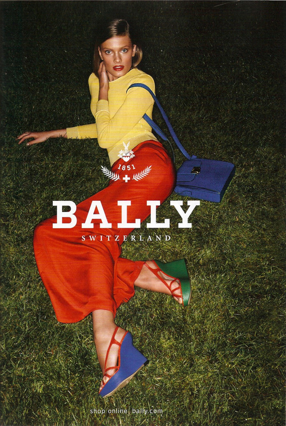 Изображение 2. Превью кампаний: Dior, Fendi, Miu Miu и другие.. Изображение № 2.