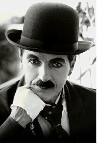 Изображение 5. «БЫТЬ САМИМ СОБОЙ». В память о Чарли Чаплине.. Изображение № 7.