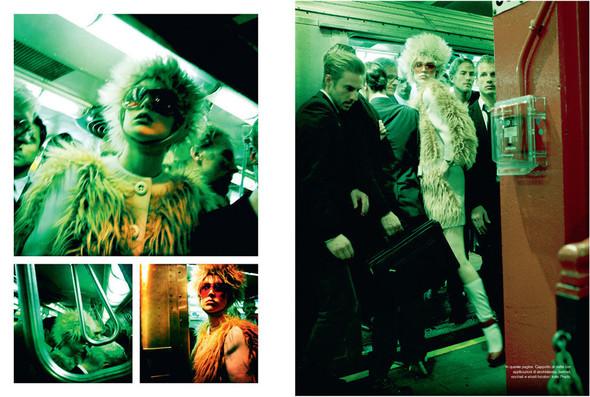 Съёмка: Ракель Зиммерманн в объективе Стивена Майзела. Изображение № 2.