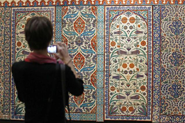 В Лувре открылась галерея исламского искусства. Изображение № 5.