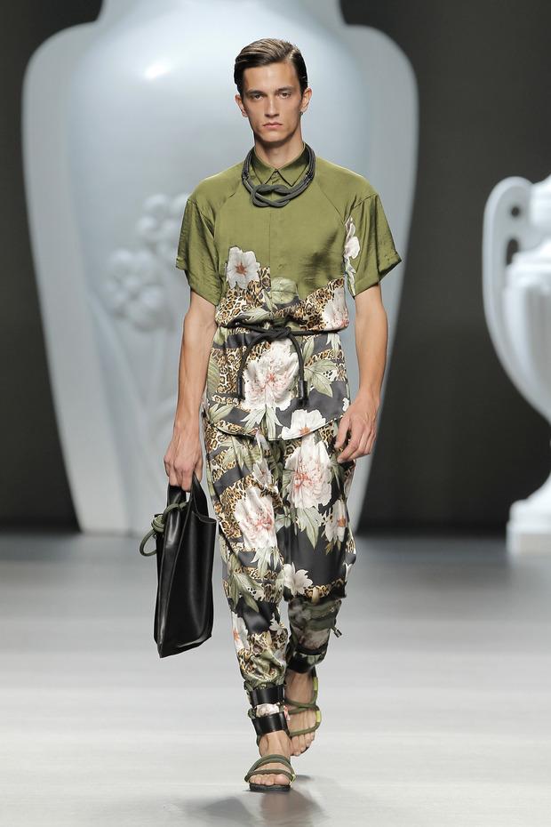 Madrid Fashion Week SS 2013: ANA LOCKING . Изображение № 15.