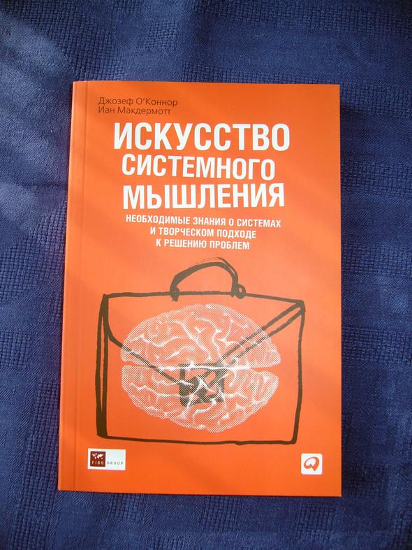 Искусство системного мышления. Изображение № 1.