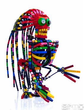 48 креативных LEGO творений. Изображение № 4.