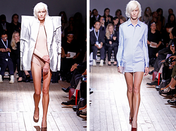 Неделя моды в Париже: день четвертый. Изображение № 6.