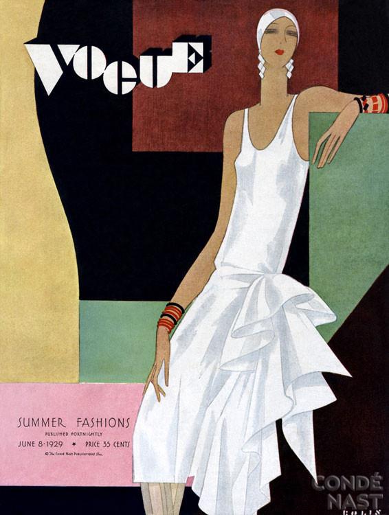Калейдоскоп обложек Vogue. Изображение № 15.