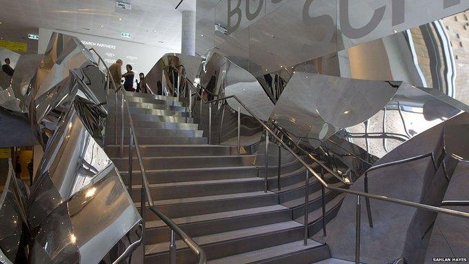 В Сиднее открыли здание авторства Фрэнка Гери. Изображение № 4.