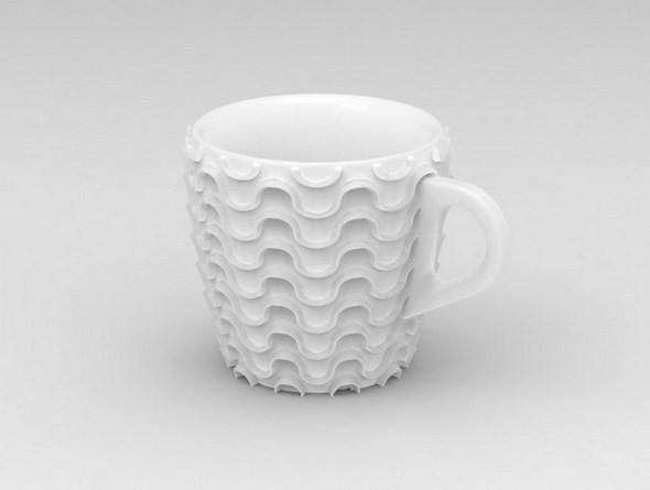 Изображение 24. Предмет: Серия из 30 кофейных чашек.. Изображение № 24.