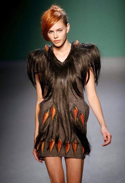 Alena Akhmadullina AutumnWinter 2009–2010. Изображение № 2.
