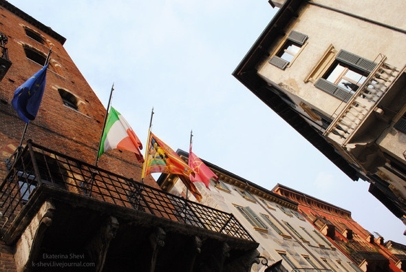 Верона. Италия. Изображение № 39.