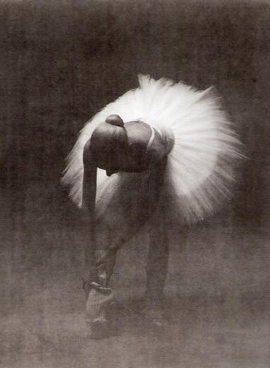 Балет в технике лит-печати или как мой друг печатает ночами фотографии. Изображение № 5.