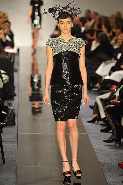 Chanel Spring 2009 Haute Couture. Изображение № 29.