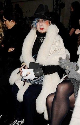 Анна Пьяджи. Модный гардероб. Изображение № 47.