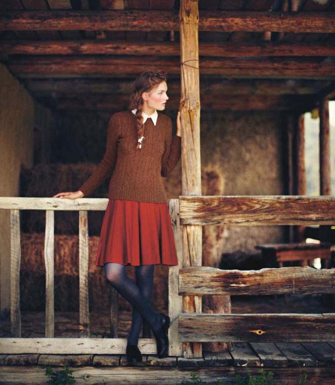 Вышли новые лукбуки Zara, Nasty Gal, Anna October и других марок. Изображение № 83.