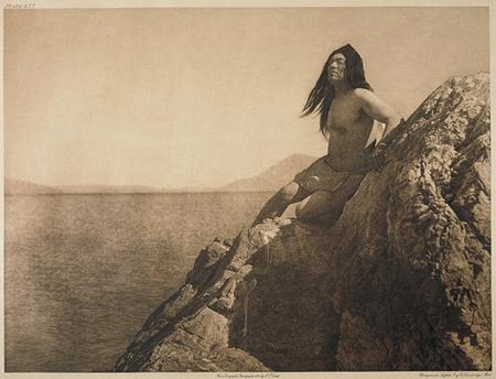 Эдвард Кертис. индейская мечта. Изображение № 20.